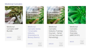 cannabis operations training online education